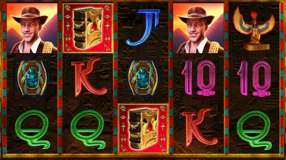 Book Of Ra Deluxe System